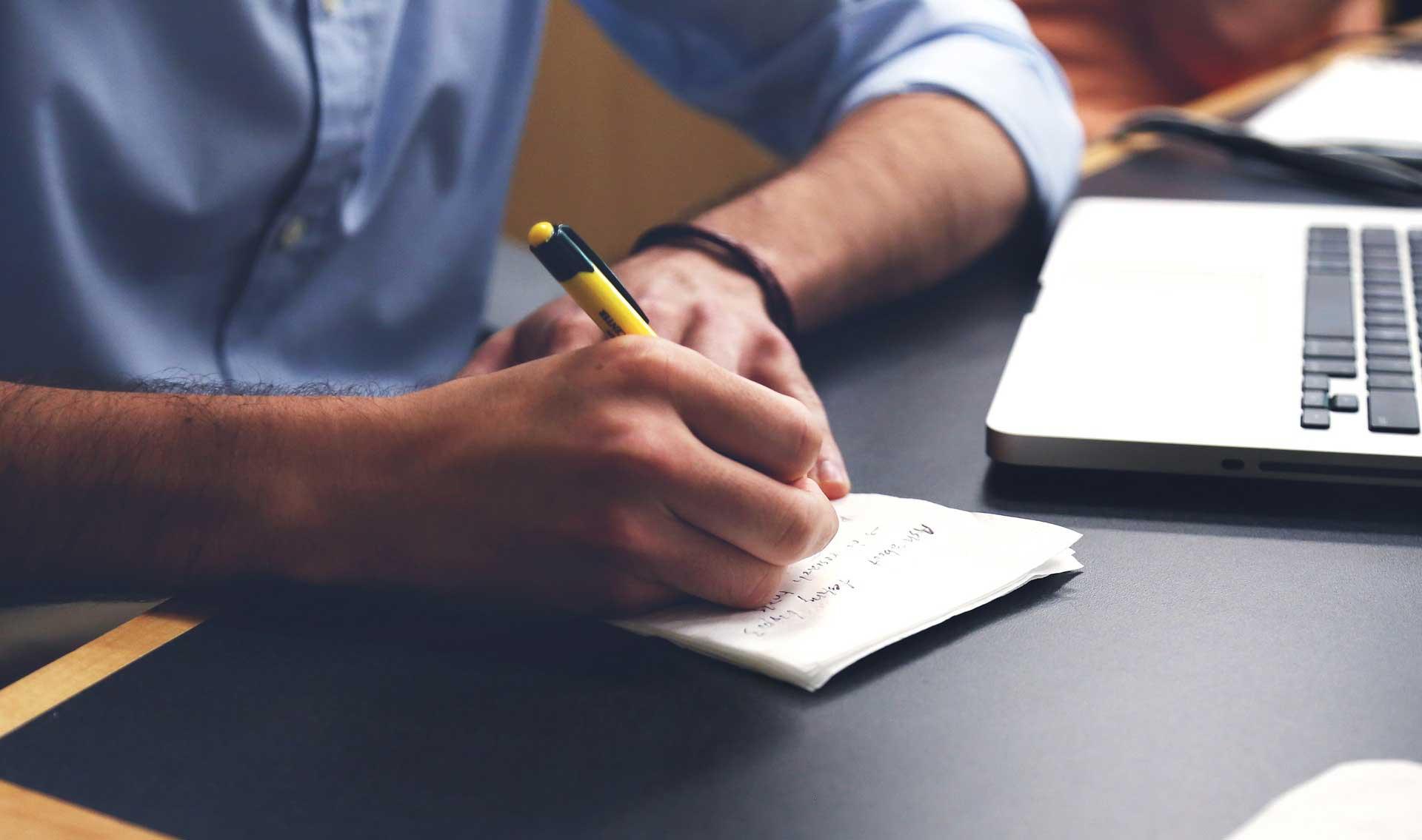 Marketing Finance Servizi Startup